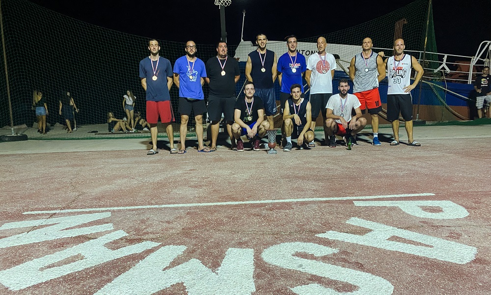 Basket Pašman 2020