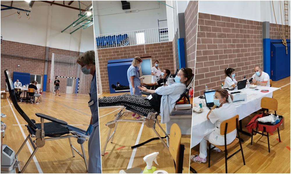 Neviđane davanje krvi