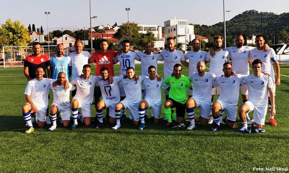 Sveti Mihovil - nogometaši