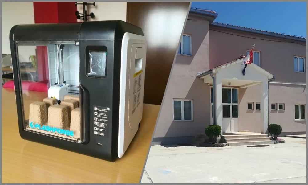 3D printer škola