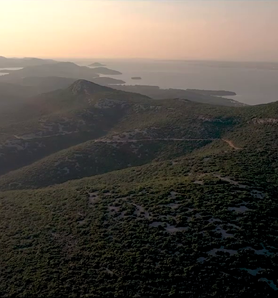 Pašman panorama