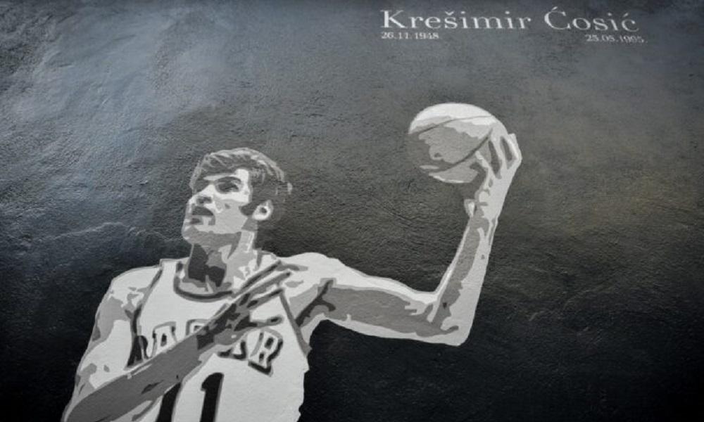 Košarkaš Krešo Ćosić