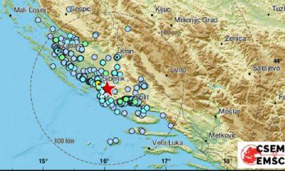 Potres EMSC