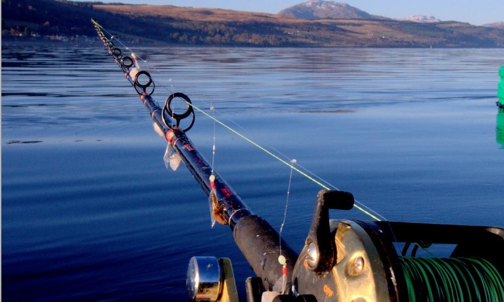 Ribarski štap udica ribolov